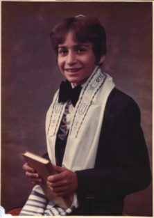 Doug bar mitzvah