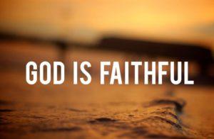 God is faithful to Israel