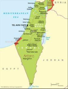 the land of israel is not palestine